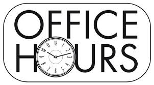 ACMS Office Hours