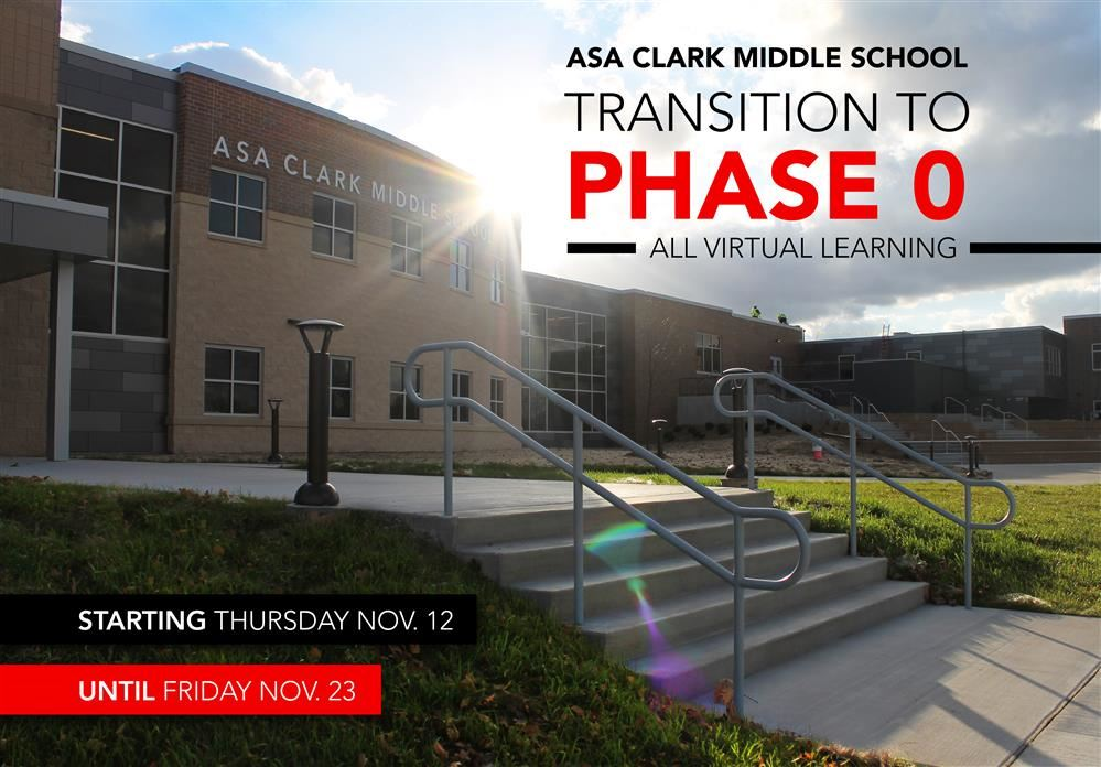 ACMS Transitions to Phase 0 Until 11.23